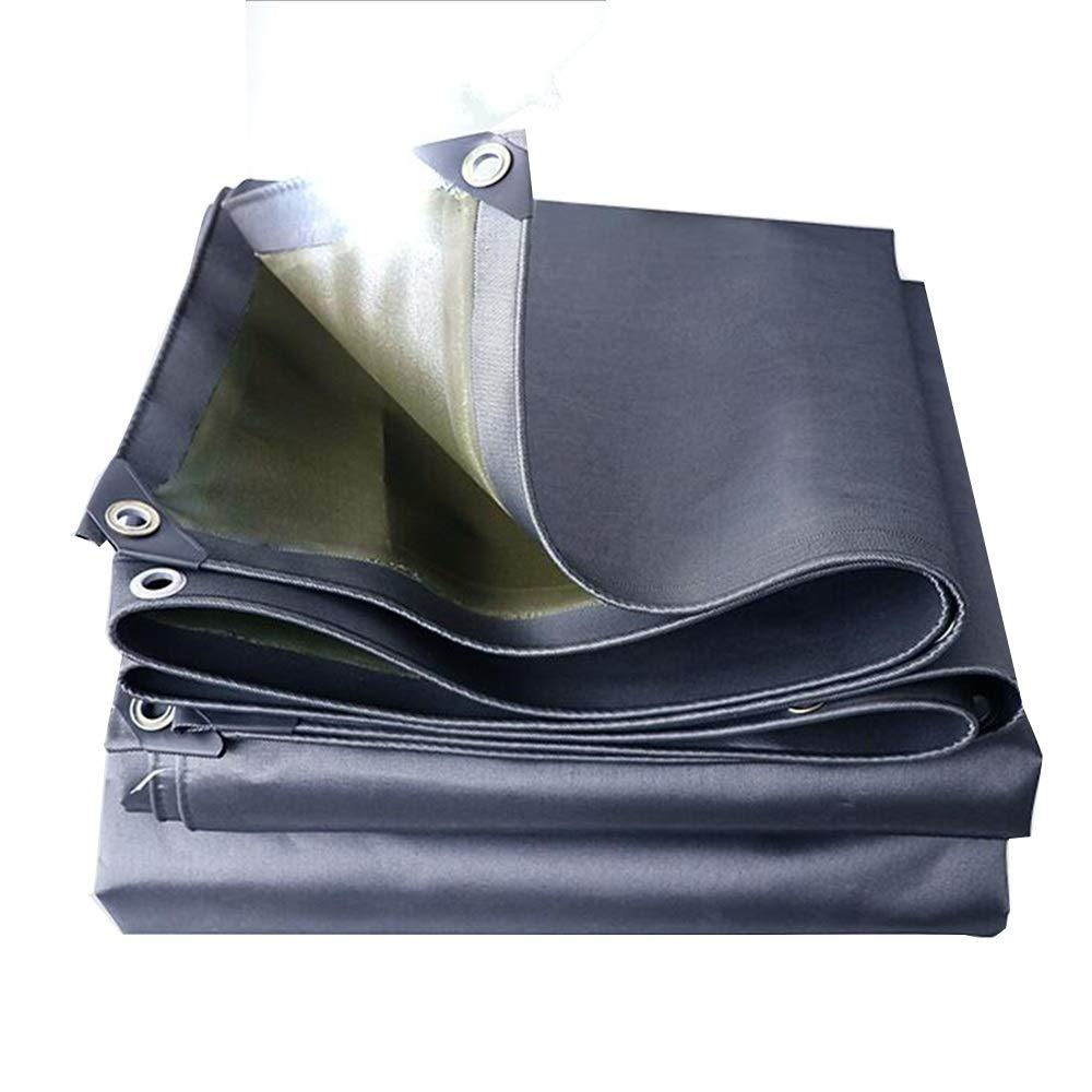 Tarpaulin NAN Glasfaser hochtemperaturBesteändige DREI-Beweis-Schweißen wasserdicht weichen Tuch Flauschigen Umweltschutz 600g m2 (Dicke 0,7 mm)