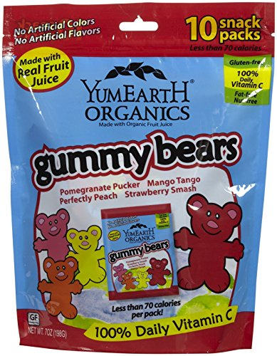 Yummy Earth Gummy Bears - 5