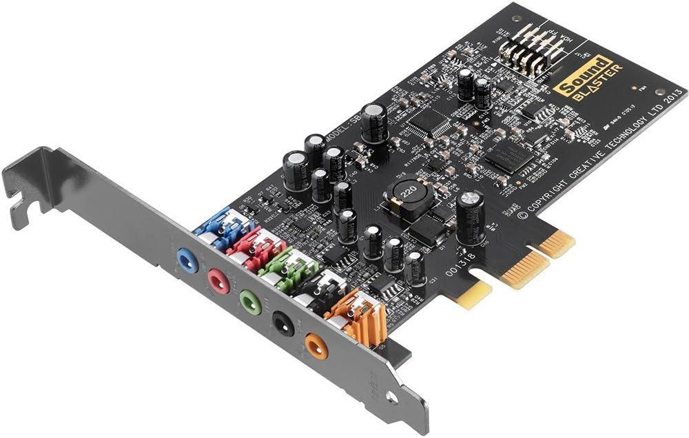 Creative Sound Blaster Audigy Fx - Soundkarte - 24