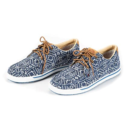 41bbcaed6e9 Amazon.com  Twisted X Women s Hooey Loper Shoe  Sports   Outdoors