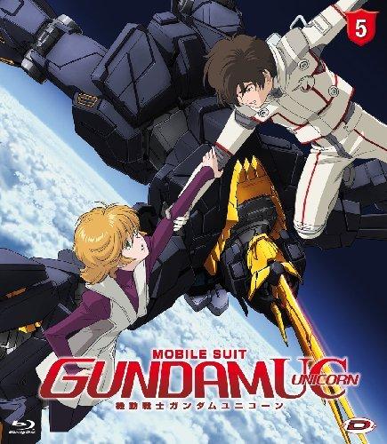 Mobile Suit Gundam Unicorn #05 - Lo Unicorn Nero [Italian - Suit Nero