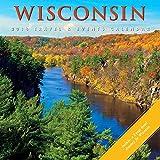 2018 Wisconsin Wall Calendar