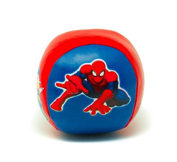 Ultimate Spiderman - Pelota suave de 9 cm, 2 unidades: Amazon.es ...