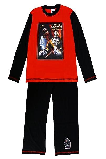 Star Wars Conjunto de Ropa de Noche Infantil PJ s The Dark Side Pijamas The