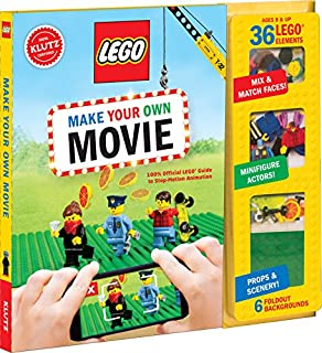 Klutz Lego Make Your Own Movie Activity Kit (1338137204) | Amazon Products