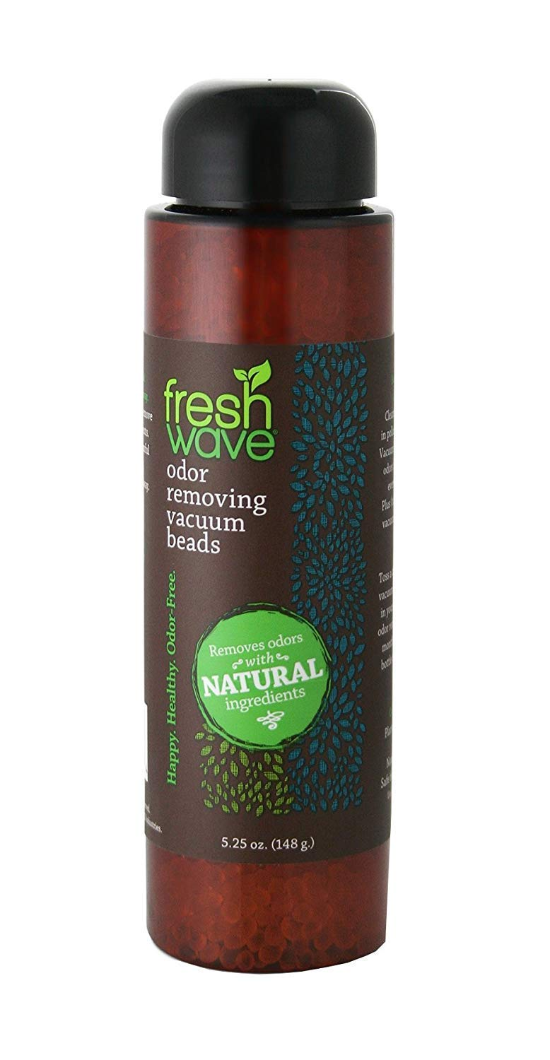 Fresh Wave Odor Removing Vacuum Beads, 5.25 oz by Fresh Wave