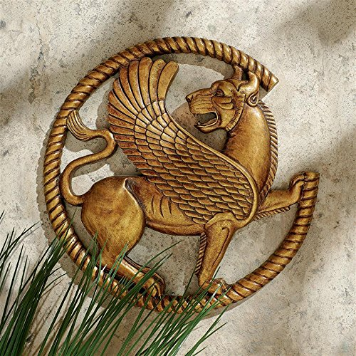 Madison Collection Persian Griffin Wall Sculpture