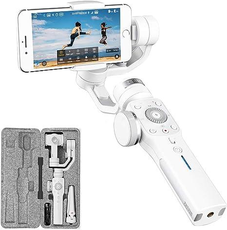ZHIYUN Smooth 4 - Soporte estabilizador para Smartphones, Gimbal ...