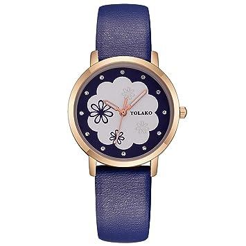 Zolimx Relojes Pulseras Mujer Acero Inoxidable, Mujer Elegante de Regalos Originales para Mujer: Amazon.es: Deportes y aire libre