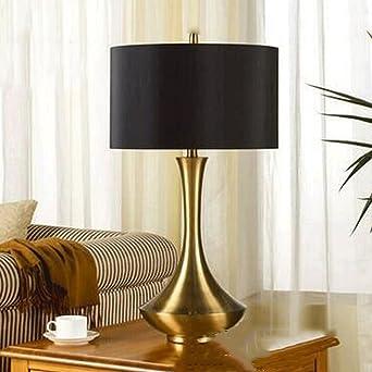 YHJ Tischleuchte Großes Wohnzimmer Lampe moderne minimalistische ...
