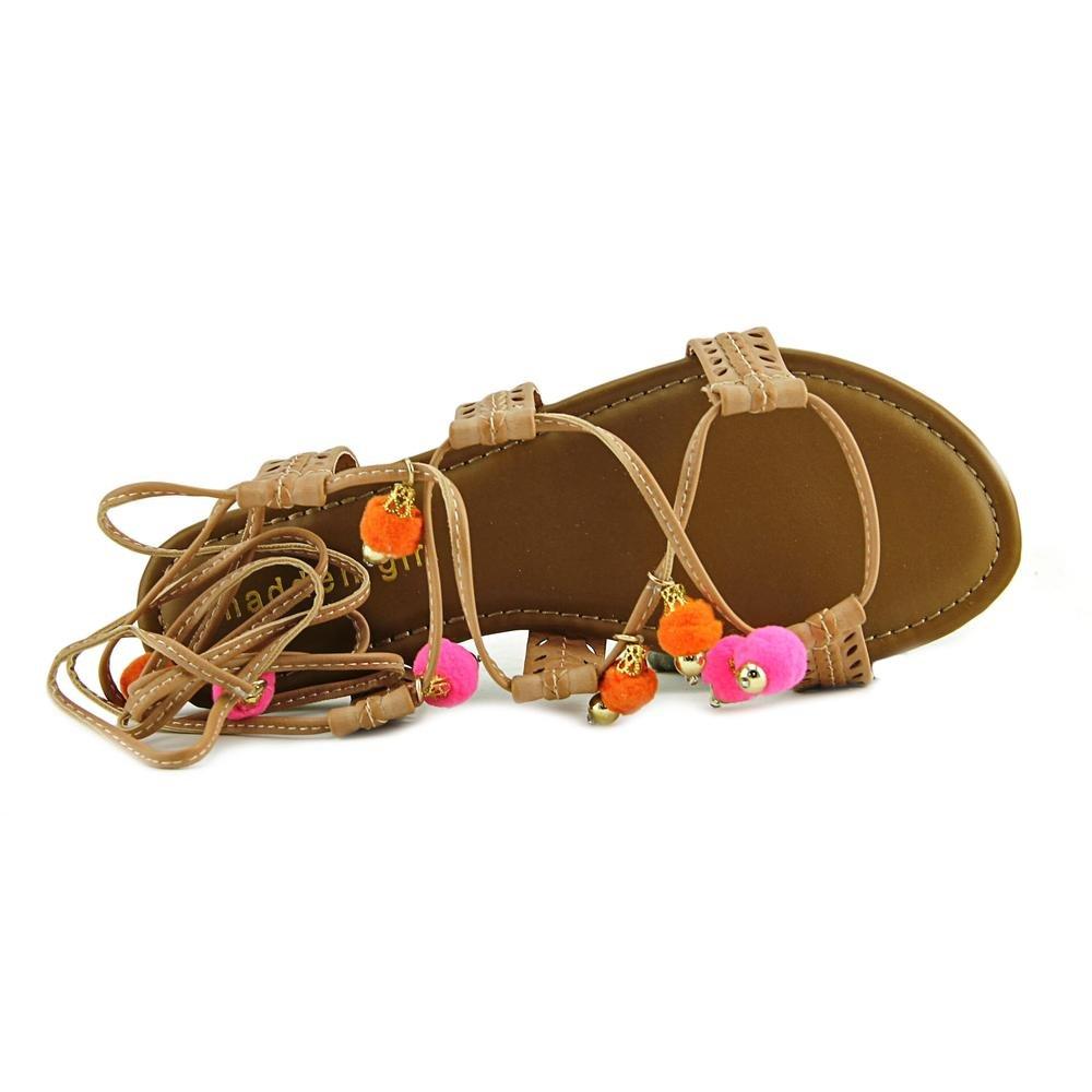 51193b7a85b Madden Girl Baliee Women US 5.5 Tan Gladiator Sandal