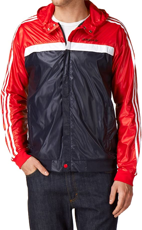 Adidas Originals Vintage Veste pour homme windbreaker