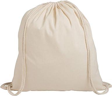 eBuyGB 1206513-30 Mochila de algodón para niños, con cordón, para ...