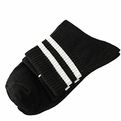 Suma-ma Hip Hop Unisex Creative Harajuku Letter Cotton Skateboard Sock Comfortable Socks