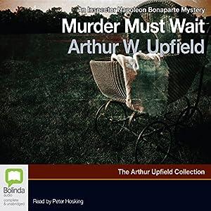 Murder Must Wait Hörbuch