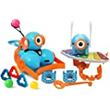 Wonder Workshop Wonder Set Special Edition: Dash, Dot & Launcher, Xylophone, Accessory Pack - Coding for Kids - Toy Robots