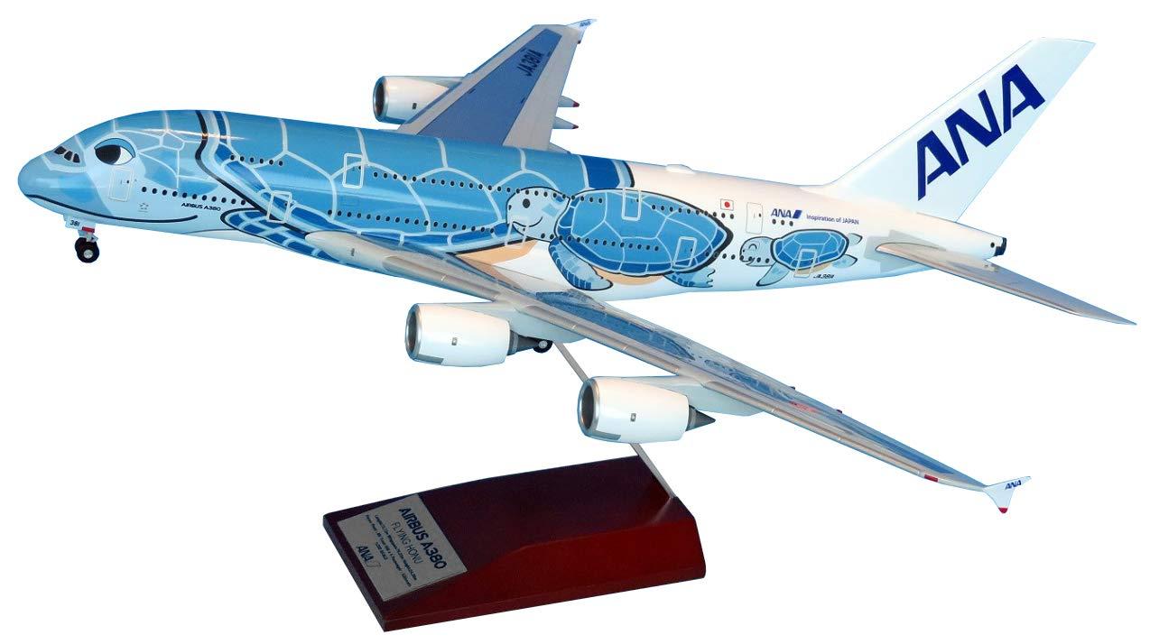当社の 全日空商事 1/200 全日空商事 A380 JA381A FLYING HONU ANAブルー 1/200 限定 FLYING 完成品 B07KH9SQMX, プロショップ ベルズ:8568ba13 --- test.ips.pl