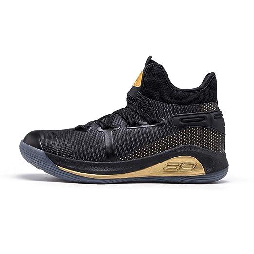 YSZDM Zapatos de Baloncesto, Masculino-Top Zapatos ...