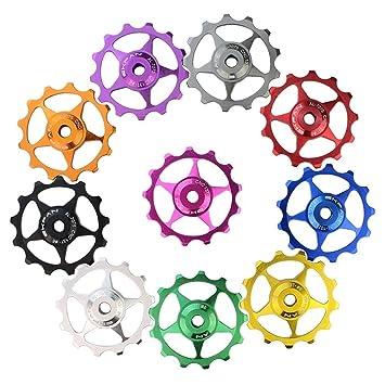 Dumai Transmisión 2 Piezas 10 Colores Bicicletas de Carretera de ...