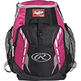 Rawlings R400 -NPK Youth Baseball Equipment Bags Backpacks