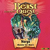 Narga, Monster der Meere (Beast Quest 15) | Adam Blade