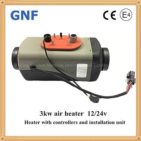 5 kW 24 V aire diesel calentador de aparcamiento similar a eberspaecher con la mini-