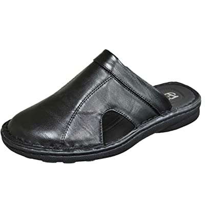 Krazy Shoe Artists Pabel Cool Comfort Closed Toe Open Back Men Slides | Men Sandals | Sandals