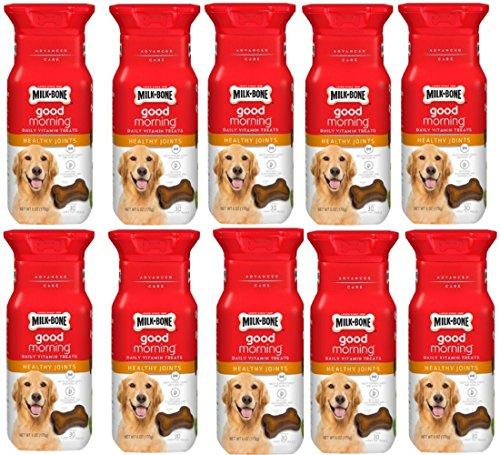 Milk Bone Good Morning Healthy Joints Daily Vitamin Dog Trea