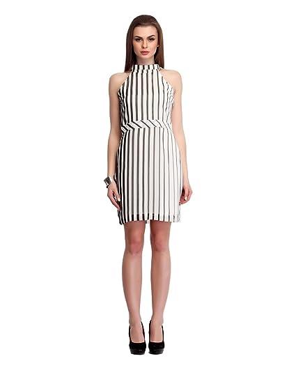 6f627df4 Colormode Women's Bodycon Dress: Amazon.in: Clothing & Accessories