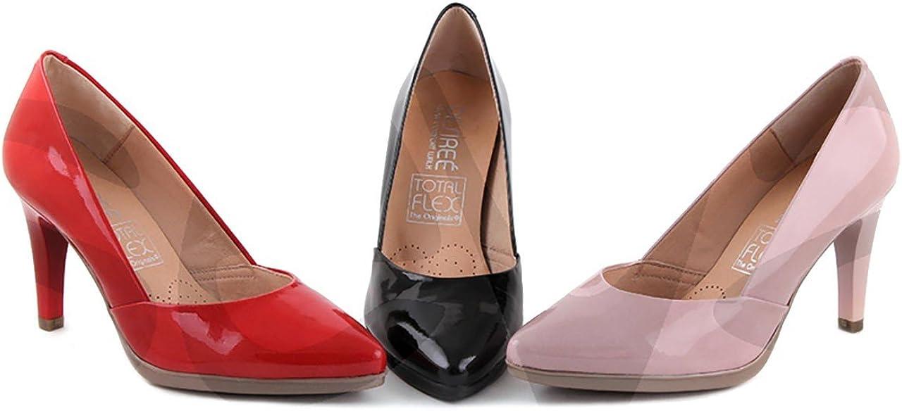 TALLA 40 EU. Desireé- 2077- Zapato Señora Piel
