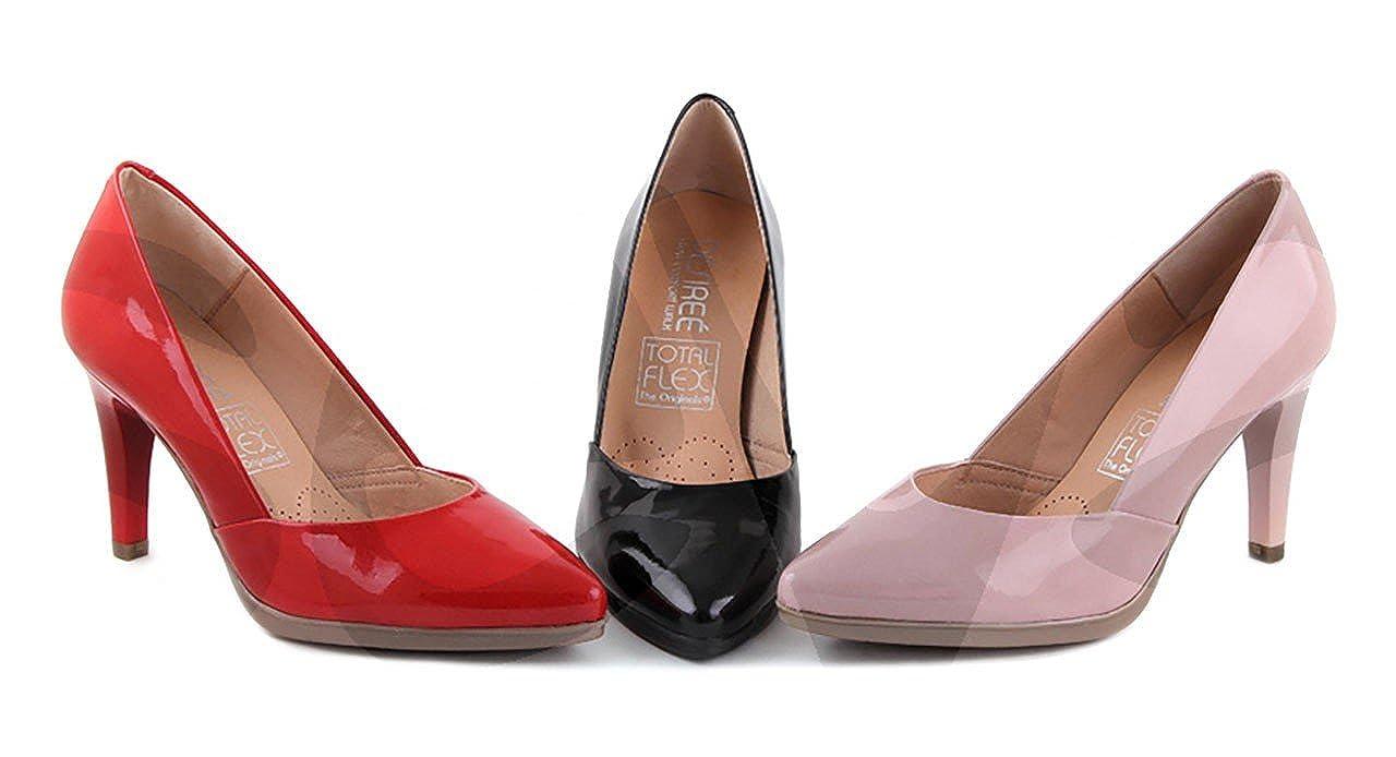 Desireé- 2077- Zapato Señora Piel