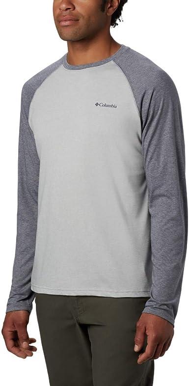Columbia Hombre 1675863 Manga 3/4 camisa: Amazon.es: Ropa y accesorios
