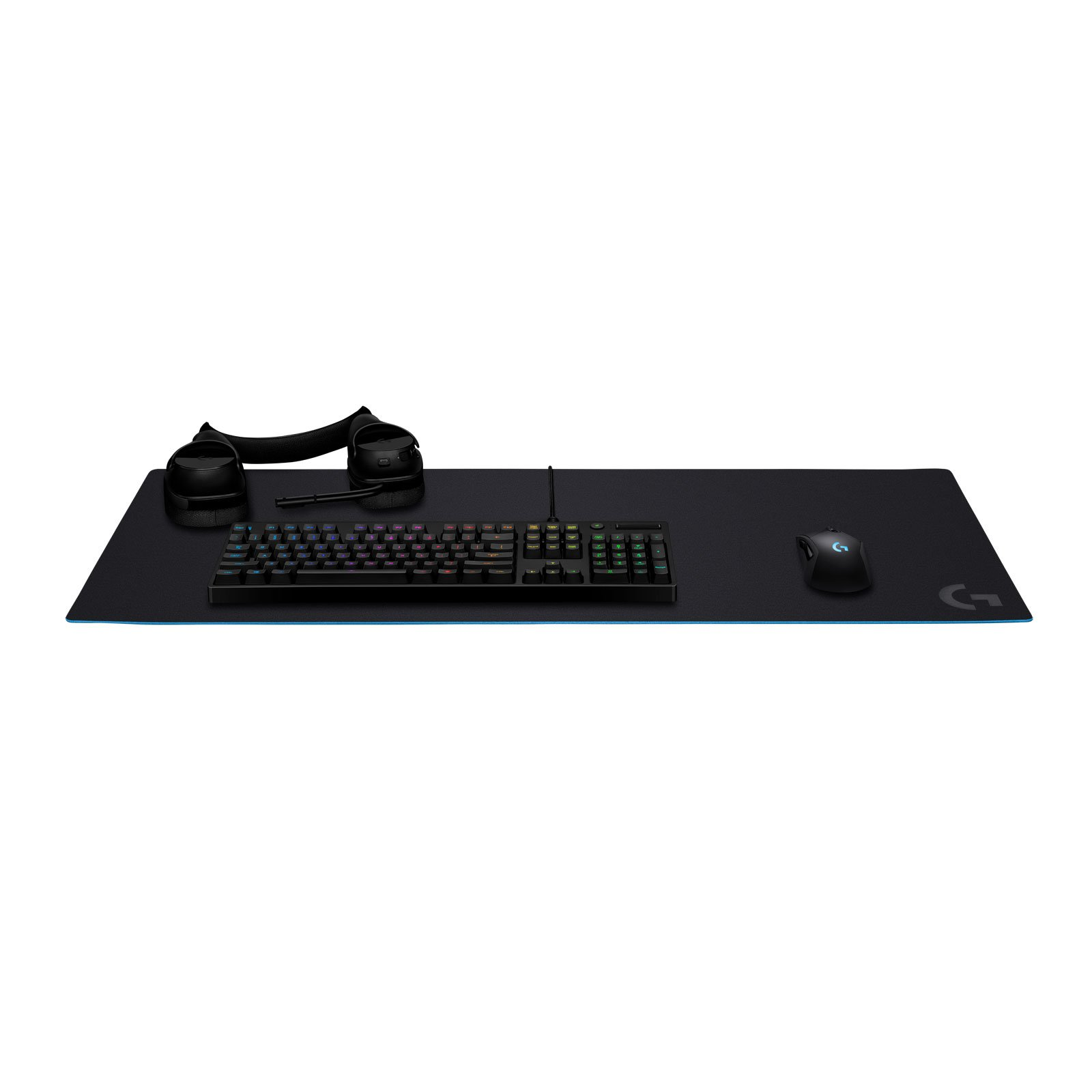 Anti-Fray GXH0W29068 Legion Gaming XL Cloth Mouse Pad Water-Repellent Non-Slip Black