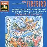 Stravinsky: Firebird Suite / 4 Etudes / Scherzo a