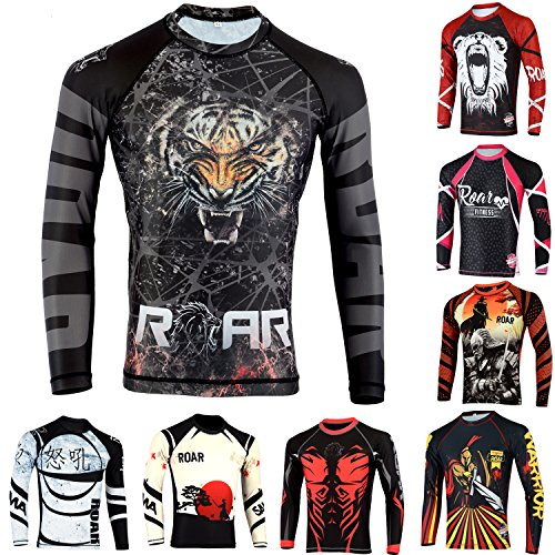 ROAR-INT rash guard mma 2019