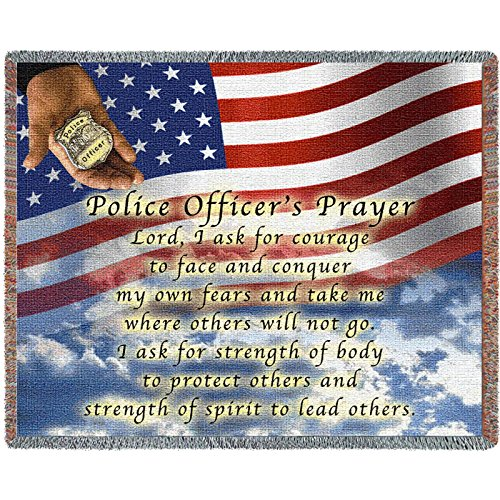 Prayer Tapestry Throw - Pure Country Weavers