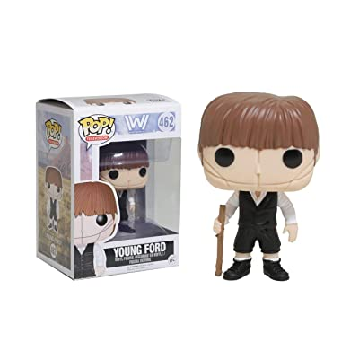 Funko POP Television Westworld Young Ford Action Figure: Funko Pop! Television:: Toys & Games