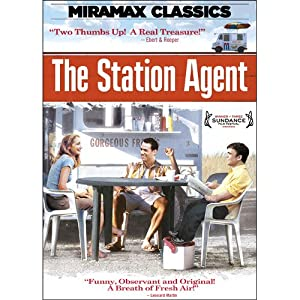 amazoncom the station agent bobby cannavale peter