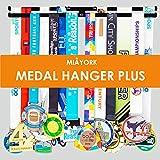 Miayork 2020UPGRADE Medal Holder Plus Display