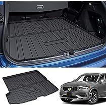 TN TrunkNets Inc Trunk Floor Style Cargo net for Volvo XC90 2015-2021
