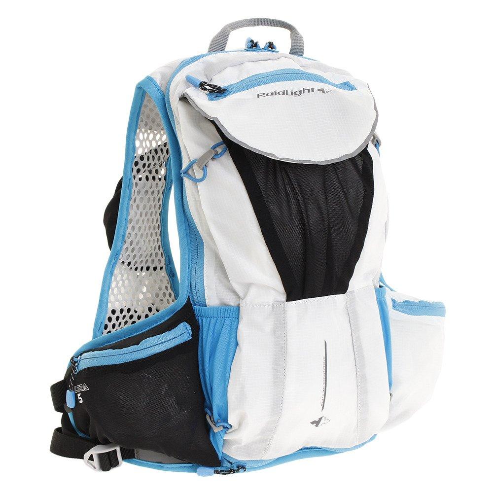 RaidLight Ultra Legend 5 Liter Weiß und Blau Tasche Running