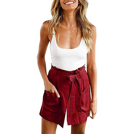 b0c800b4e6 Amazon.com: TUSANG Women Summer 12 Pieces Outfits Suit Spaghetti ...