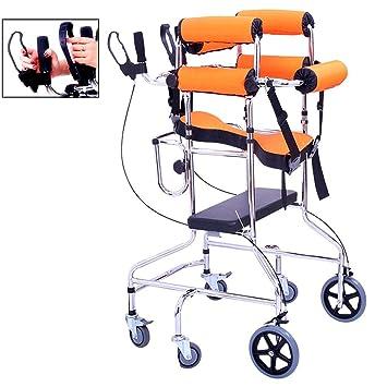Amazon.com: Nurth - Soporte de pie para andar con 6 ruedas ...