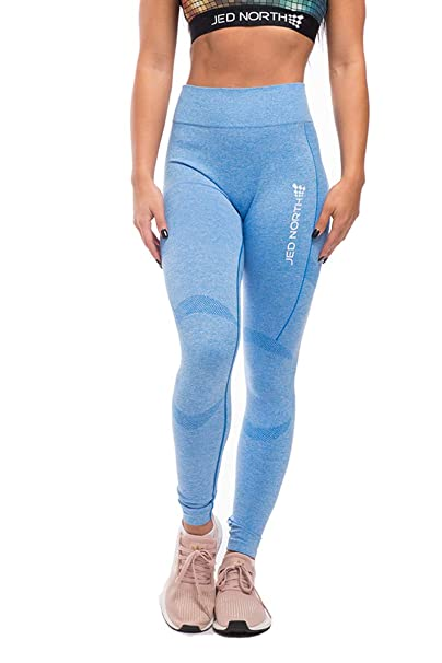 f47f8412800c1 Jed North Women's Seamless Gym Fitness Workout Leggings: Amazon.ca ...