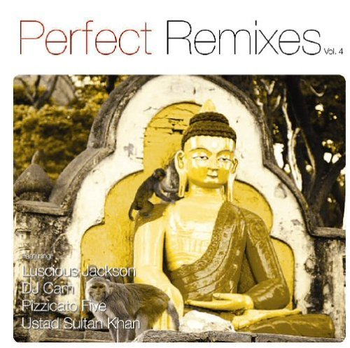 Corporation Four (Perfect Remixes 4 by Thievery Corporation)