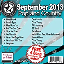 All Star Karaoke Pop and Country Series (ASK-1309B)