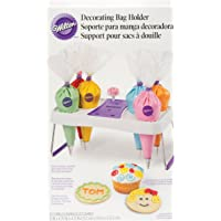 Wilton Cake Decorating Icing Bag Stand, 6-Cavity