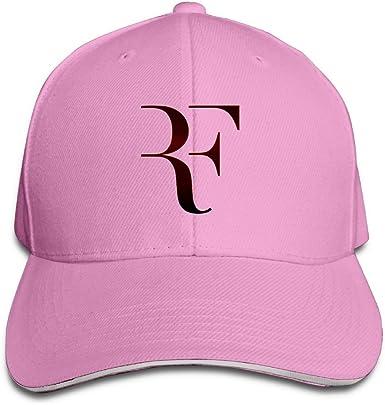 DGFB 3D Embroidery Unisex Baseball Cap Tennis Star Roger Federer Dad Hat For Men Women Sport Cotton Snapback Caps Tennis Hat F Hats