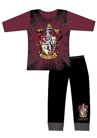 abea62ade armona Boys Childrens Harry Potter Pyjamas Nightwear Sleepwear: Amazon.co.uk:  Clothing