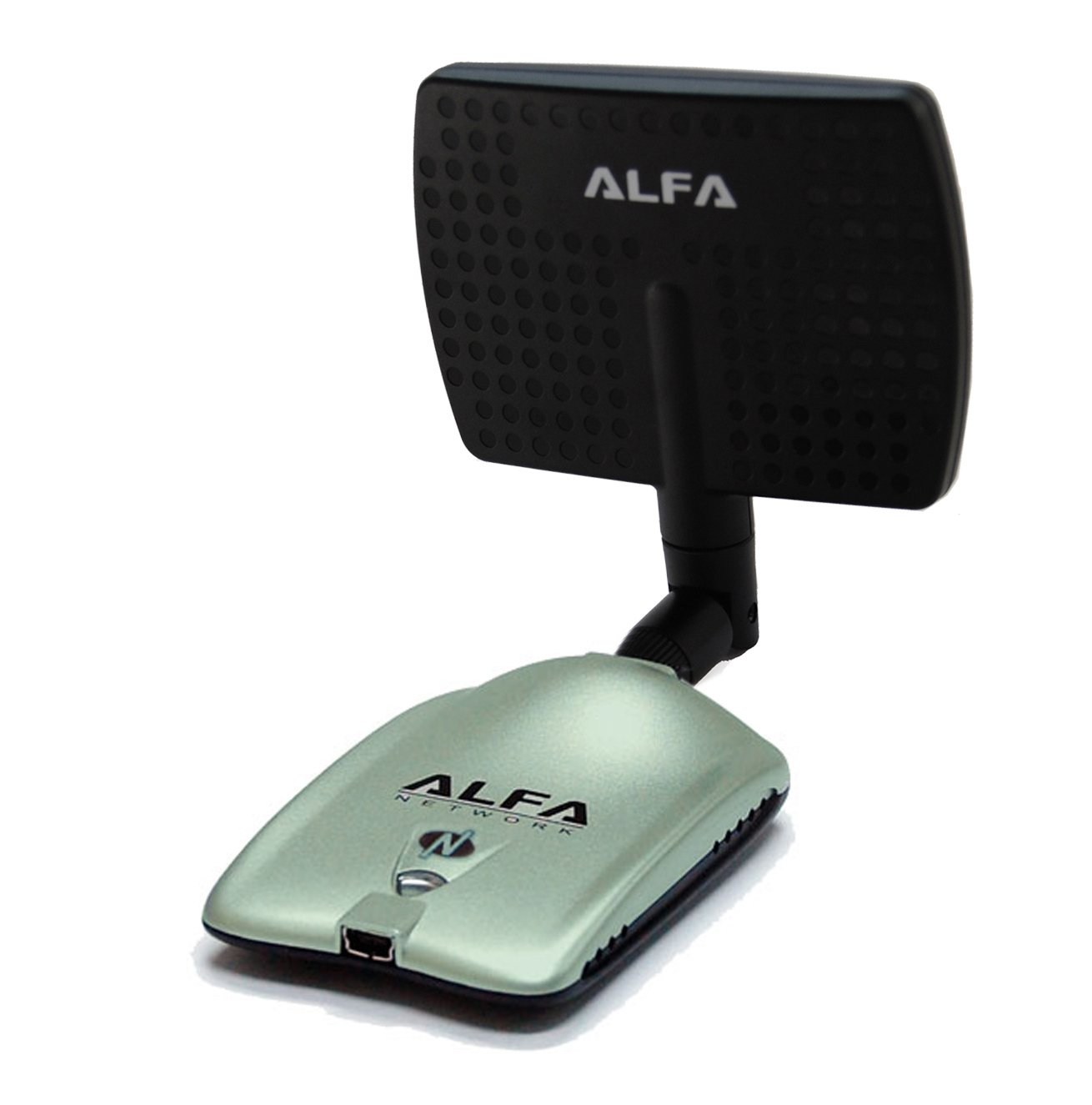 Alfa AWUS036NH 2000mW 2W 802.11g/n High Gain USB Wireless G / N Long Range  WiFi Network Adapter: Amazon.ca: Computers U0026 Tablets